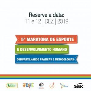 Maratona 2019 Save-The-Date
